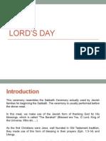 CFC Lord's Day Celebration