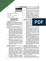 Ley 30321 Fondo de Contingencia Para Remediación Ambiental en HC