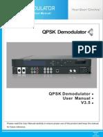 JXDH-6002â…¡X(S2) DVB Demodulator Decoder