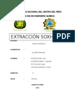 Laboratorio de Extraccion Organica