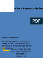 [Farmaco] P1 Aula 08 Farmacodinâmica