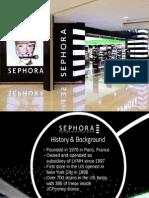 Sephora-presentation