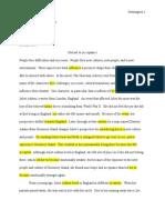 project text-portfolio