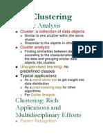 Data Mining-Clustering Basic