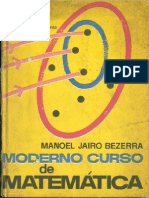 Moderno Curso de Matematica
