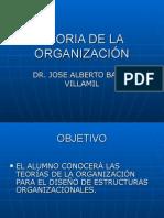 Teoria Organización