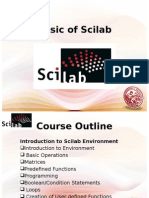 Scilab Part I (1)