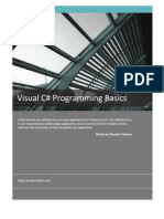 Visual C Programming Basics1