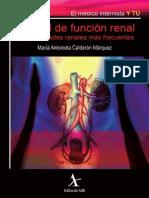 Calderón MA. Manual de Función Renal y Enfermedades Renales Más Frecuentes