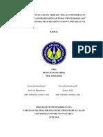 """Pengembangan Lks Ipa Terpadu Melalui Pendekatan Keterampilan Proses Dengan Tema """"Pencemaran Air"""" Untuk Meningkatkan Keaktivan Siswa Smp Kelas Vii"""