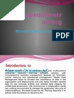 Microsoft Dynamics AX Online Training