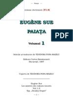 Eugene Sue - (1851) Paiata Vol1