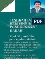 Tingkahlaku Berisiko & Penggunaan Dadah-drp Pn Noryani IPPM-09.ppt