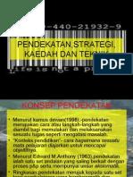 Pndktn, Strategi, Kdh,Teknik.ppt