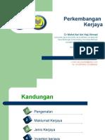 Perkembangan Kerjaya Asri.ppt