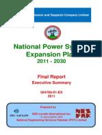 PSEP 00 Executive Summary