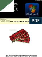 Manajemen Memory Pada Windows11