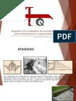 II - Ataguias y Proc. Excavación