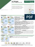 Meteo Spiagge ARPAV 07/05/2015
