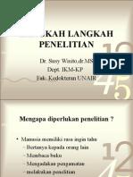 8. Langkah2 penelitian DR.SUSI.ppt