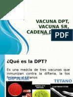 Vacuna Dpt, Vacuna Sr, Cadena De
