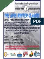 2015 Winter Classic Invititation