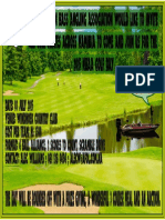 NBAA Golf Day 2015 Invite