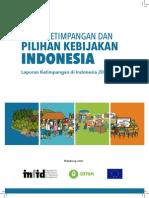 Laporan Ketimpangan Di Indonesia 2014