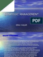 MATERI PA IBNU-management Strategise