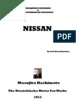 Presentasi Perubahan Dan Pengembangan Organisasi (Nissan Motor Co Ltd)