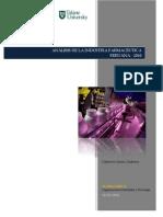 La Industria Farmaceutica Peruana al 2010