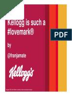 Presentacion Kellogg