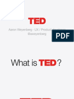 The story of a redesign - Aaron Weyenberg