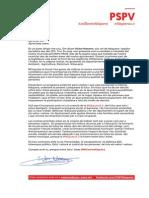 Carta de presentació Víctor Navarro