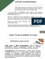 Cash Statement Presentation