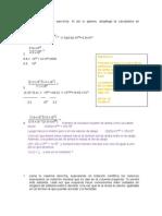 Ejercicios matemáticas corregidos