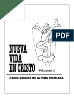 Nueva Vida en Cristo - Volumen 1