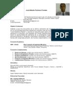 Curriculum Jose Alberto