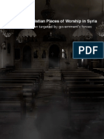 Targeting Christian Places of Worship in Syria