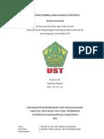 Skenario Pembelajaran Bhs Indonesia