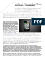 ¿Pantallas Del IPhone Por tres Dolares americanos? De que manera Comprar Desde Espana A Costos De China