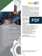 malla ingenieria en conectividad y redes 2014