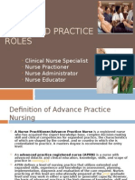 Advanced Practice Roles.ppt