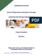 CPM Student Handbook 2013 (1)