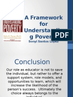 ruby payne framework of poverty