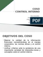 Control Interno (Coso)