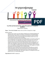 CamASEAN Gay Pride and IDAHOT 2015 Concept Paper for Partners