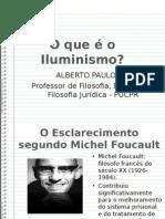 O Que é o Iluminismo Foucault