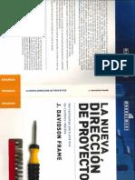 La Nueva Dirección de Proyectos_DavidsonFrame