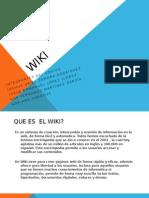 wiki trabajo de informatica